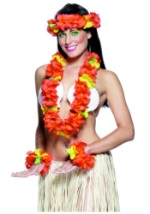 Hawaiian Luau Accessory Kit