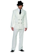 White Mobster Suit