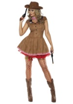 Ladies Wild West Sexy Cowgirl Costume