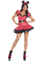 Plus Size Missy Mouse Costume