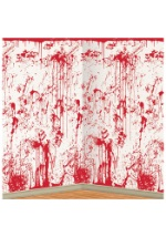 Bloody Splatter Wall Backdrop