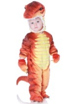 Rust T-Rex Kids Costume