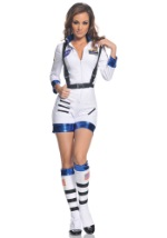 Sexy Space Diva Costume