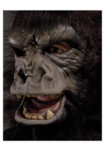 Two Bit Roar Adult Gorilla Mask