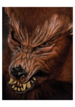 Howl O Ween Night Werewolf Mask