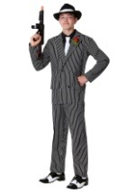 Deluxe Teen Gangster Suit Costume