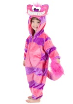 Toddler Storybook Cheshire Cat Jumpsuit