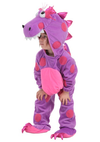 Girls Teagan the Dragon Costume