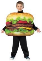 Child Double Cheeseburger Costume