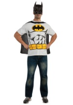 Adult T-Shirt Batman Costume