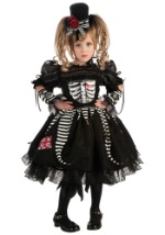 Girls Little Bones Costume