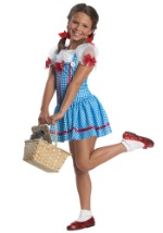 Sweet Dorothy Costume For Girls