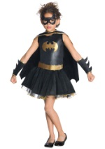 Girls Tutu Batgirl Costume