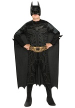 Boys Dark Knight Rises Tween Batman Costume