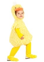 Little Yellow Duck Costume