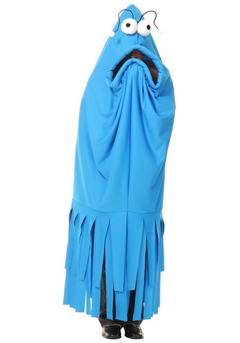 Monster Madness Funny Blue Costume