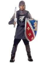 Boys Honorable Knight Costume