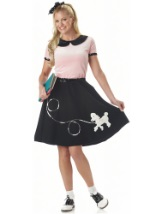 Sock Hop Darling Costume