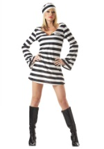 Ladies Convict Costume