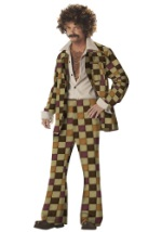 Men's Disco Leisure Suit Costume