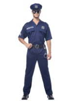 Authentic Police Officer Costume