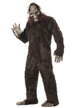 Funny Bigfoot Costume