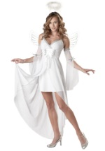 Adult Dreamy Angel Costume