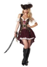 Womens Sexy Swashbuckler Captain Costume