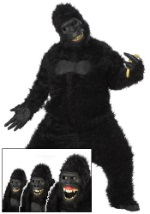 Adult Crazy Ape Costume