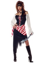 Womens Pirate Beauty Costume