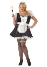 Fiona the Maid Sexy Plus Size Costume