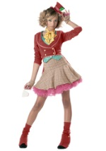 Girls Teen Mad Hatter Costume