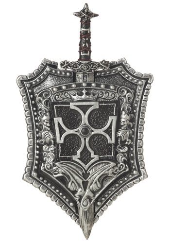 Knight's Shield and Sword
