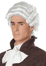 Colonial Costume Wig