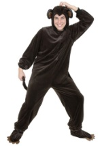 Adult Jungle Monkey Costume