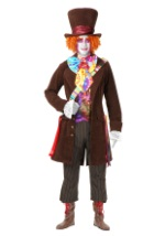 Plus Size Mens Deluxe Mad Hatter Costume