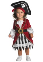 Toddler Lil Princess Pirate Costume