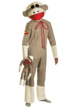 Giant Sock Monkey Costume