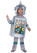 Toddlers Retro Robot Costume