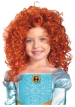 Brave Princess Merida Wig
