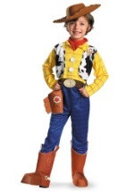 Deluxe Woody Child Costume