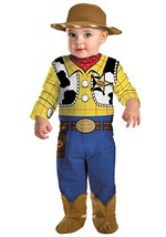 Infant Toy Story Sheriff Woody Costume