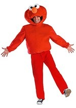 Men's Elmo Costume