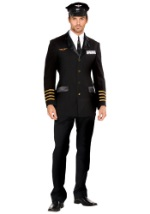 Mile High Male Pilot Costume