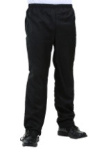 Male Black Pants