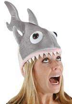 Plush Shark Hat