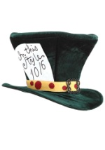 Adult Mad Hatter Costume Hat