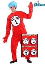 Thing 1 and 2 Costume