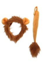 Lion Tail and Ears