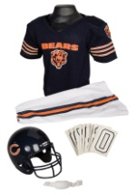 Kids NFL Bears Uniform Costume